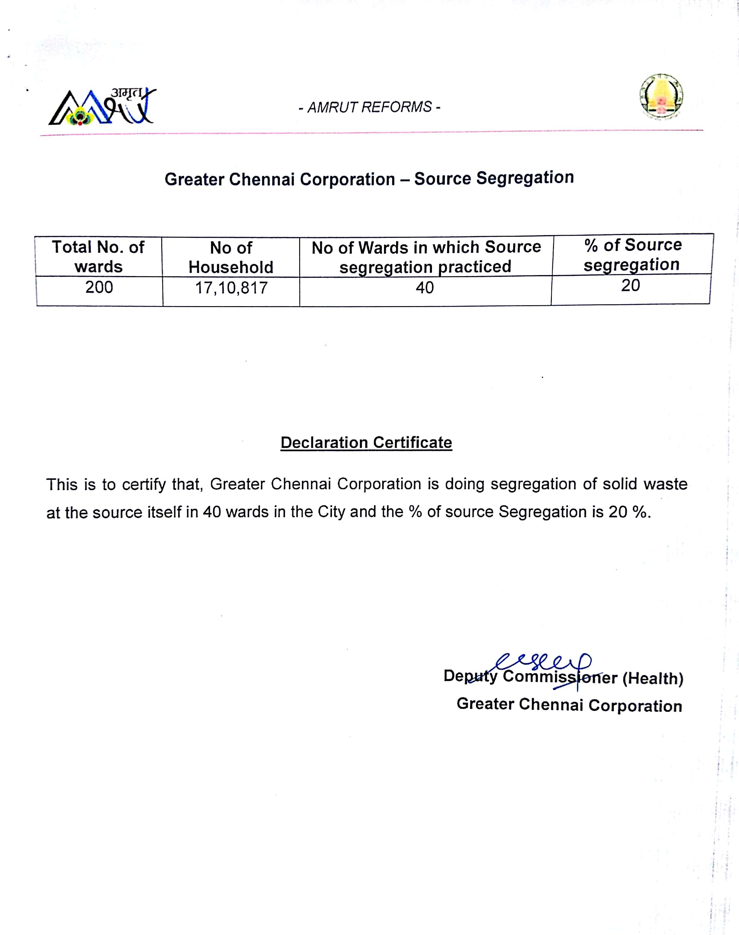 Lujoso En Chennaicorporation Gov Certificado De Nacimiento Fotos ...